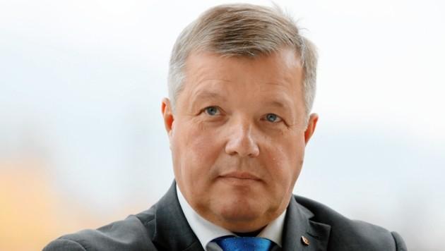 LR Bernhard Tilg (Bild: Christof Birbaumer/Kronenzeitung)