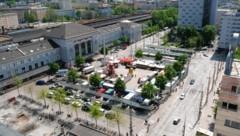 Südtiroler Platz (Bild: Tomschi)