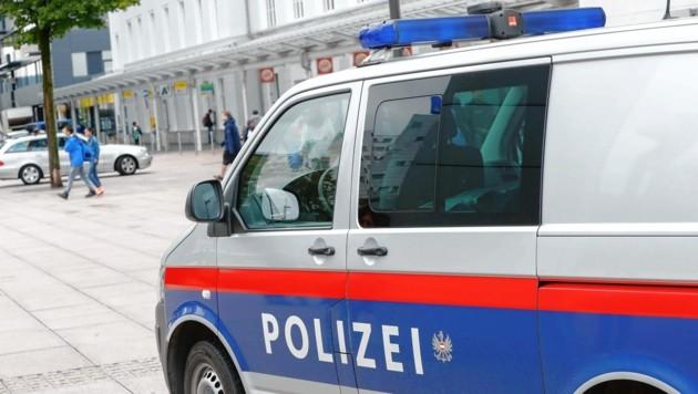 Der Ladendieb erstattete bei der Polizei am Hauptbahnhof in Salzburg Anzeige. (Bild: MARKUS TSCHEPP)