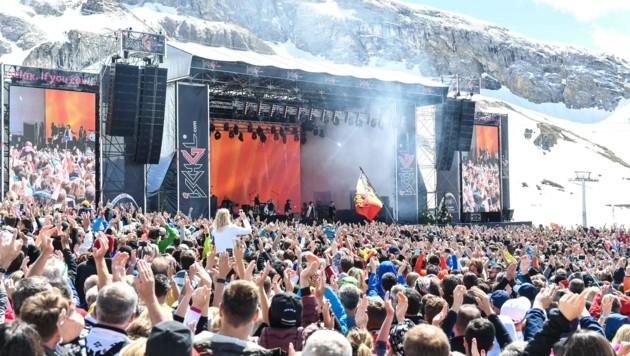 Die Idalpe wird wieder zum Konzertgelände (Bild: Liebl Daniel)