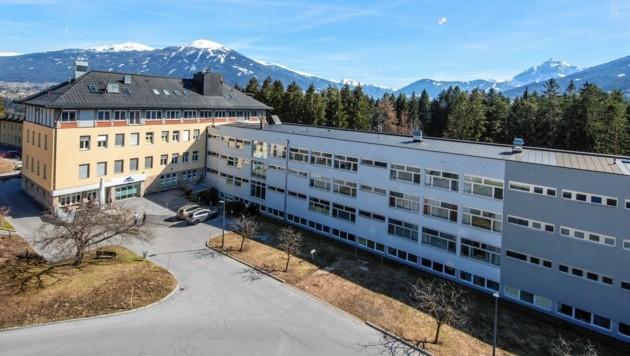 Krankenhaus Natters - Foto: Christian Forcher (Bild: Christian Forcher)