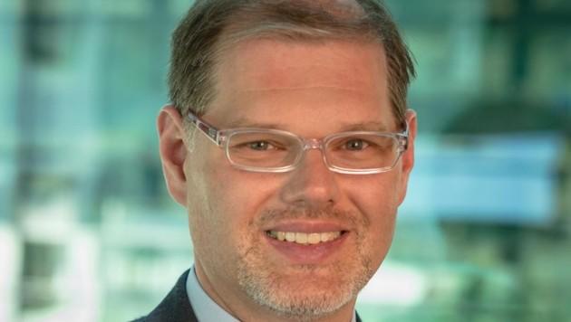 GF Franz Öller (Bild: René R. Wenzel )