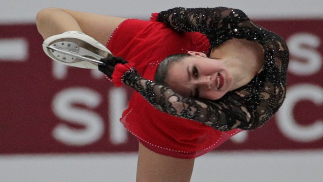 Alina Sagitowa (Bild: Associated Press)