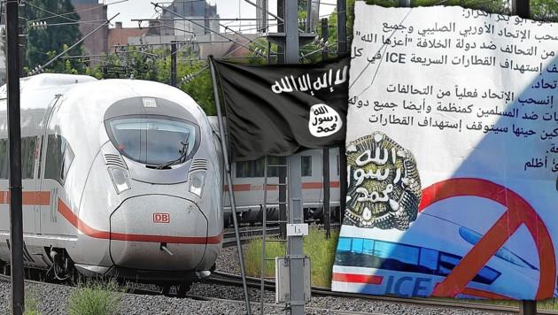 ICE-Anschläge: IS-Attentäter in Wien gefasst