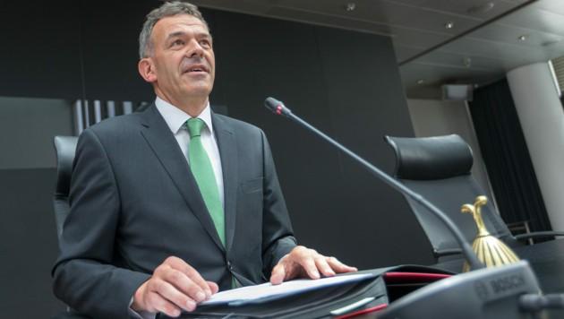 Innsbrucks Bürgermeister Georg Willi (Bild: APA/EXPA/ JAKOB GRUBER)