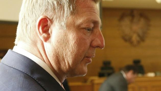 Günther Albel (Bild: APA/GERT EGGENBERGER)