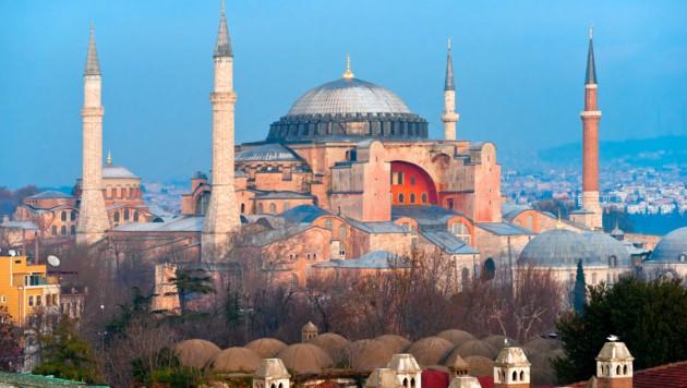 Die Hagia Sophia in Istanbul (Bild: stock.adobe.com)