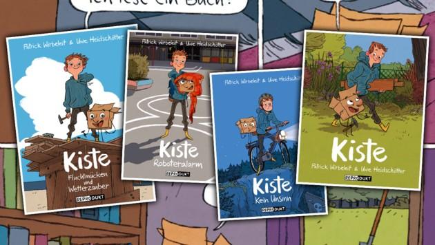 (Bild: Reprodukt Verlag, krone.at-Grafik)