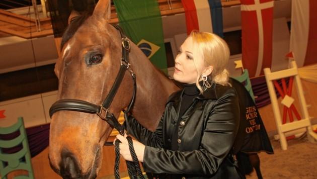 Kathrin Glock betreibt in Kärnten das Glock Horse Performance Center. (Bild: Uta Rojsek-Wiedergut)