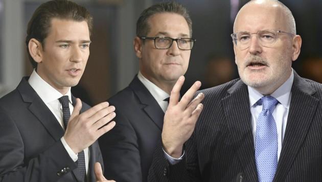 SPE-Frontmann: Wilde Attacke auf Türkis-Blau