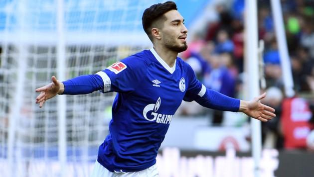 Schalke-Goldtorschütze Suat Serdar (Bild: GEPA)