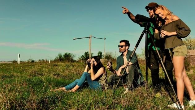 Nirgendwo sonst in Mitteleuropa können Vogelkundler und -beobachter so früh im Jahr so eine große Anzahl von Vogelarten antreffen, wie im Nationalpark Neusieder See-Seewinkel. (Bild: NTG/TV Illmitz-steve.haider.com)
