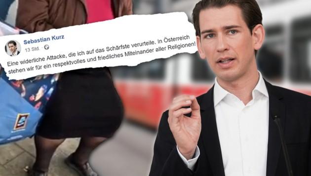 (Bild: APA/GEORG HOCHMUTH, Screenshots facebook.com, Andi Schiel, krone.at-Grafik)
