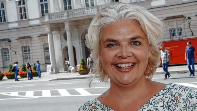 Vize-Bürgermeisterin Anja Hagenauer (SPÖ) (Bild: MARKUS TSCHEPP)