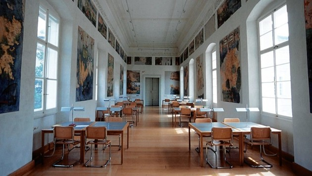 Insgesamt sind mehr als 100 Studenten zur Fachprüfung angetreten. (Bild: Universität Salzburg/Scheinast)