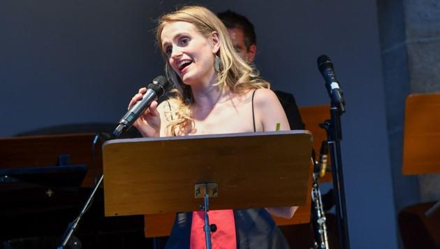 Die aus Linz stammende Sopranistin Ilia Staple (Bild: © Harald Dostal)