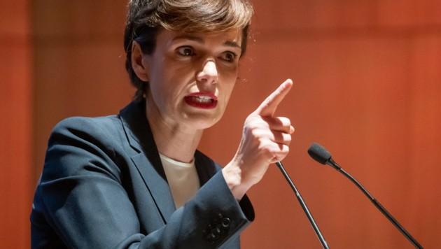 SPÖ-Chefin Pamela Rendi-Wagner (Bild: APA/EXPA/JOHANN GRODER)