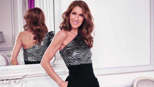 Celine Dion ist das neue Werbegesicht von L'Oréal Paris (Bild: L'Oréal Paris )