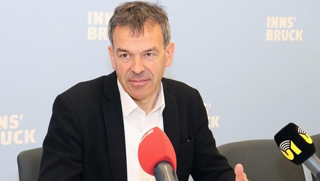 Innsbrucks Bürgermeister Georg Willi (Bild: Stadt Innsbruck)