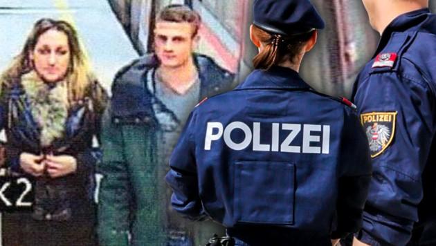 (Bild: Klemens Groh, Polizei, krone.at-Grafik)
