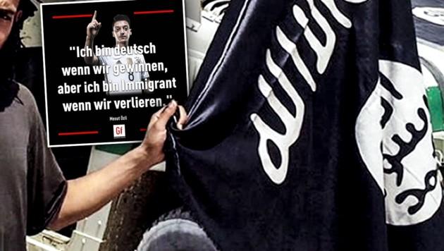 (Bild: APA/AFP, Generation Islam, krone.at-Grafik)
