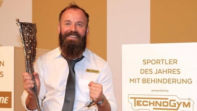 Behindertensportler des Jahres 2018: Geierspichler (Bild: GEPA pictures/ Walter Luger)