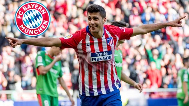 (Bild: APA/AFP/CURTO DE LA TORRE, FC Bayern München)