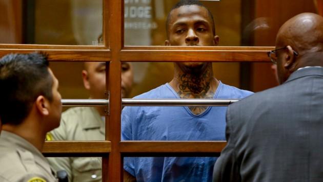 Eric Holder (29) wurde wegen Mordes angeklagt. (Bild: AP)