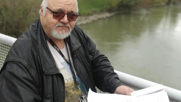 Georg Pausch (Bild: Gerhard Bartel)