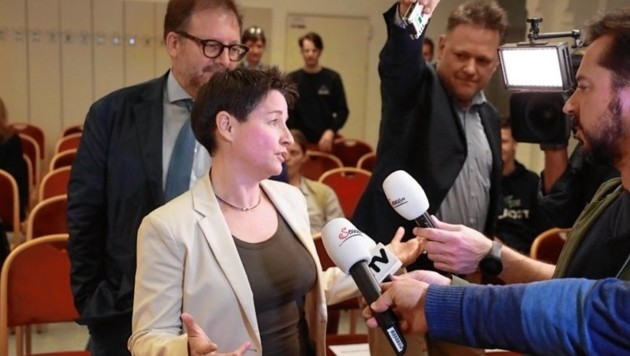 Ex-Stadträtin Sonja Wehsely trat erneut in den Zeugenstand.