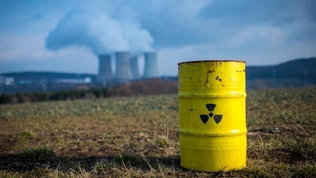 100 Kilometer vor der Grenze steht eine Atomruine. (Bild: GLOBAL 2000/Christopher Glanzl)