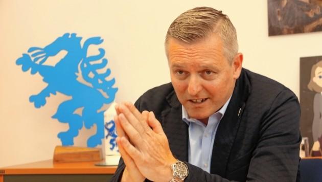 Ex-Verteidigungsminister Mario Kunasek (FPÖ) (Bild: Christian Jauschowetz)