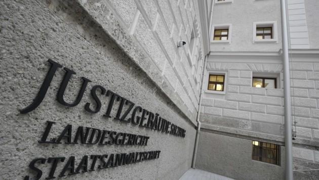 Prozess im Landesgericht Salzburg (Bild: Tschepp Markus)