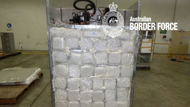 (Bild: Australian Border Force)