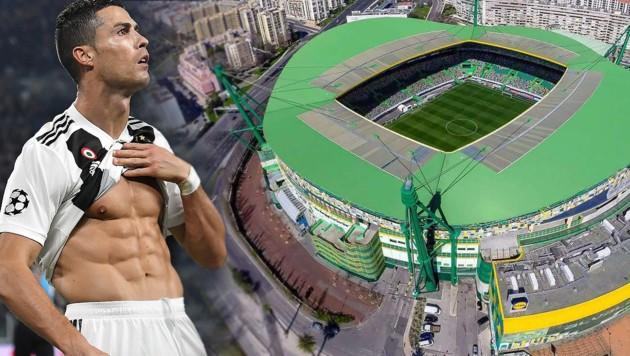 (Bild: GEPA, Sporting Lissabon, krone.at-Grafik)
