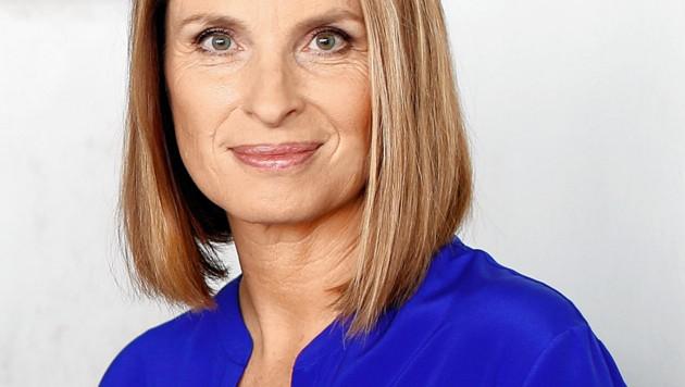 Barbara Stöckl ist die Ombudsfrau der Kronen Zeitung. (Bild: Reinhard Holl)