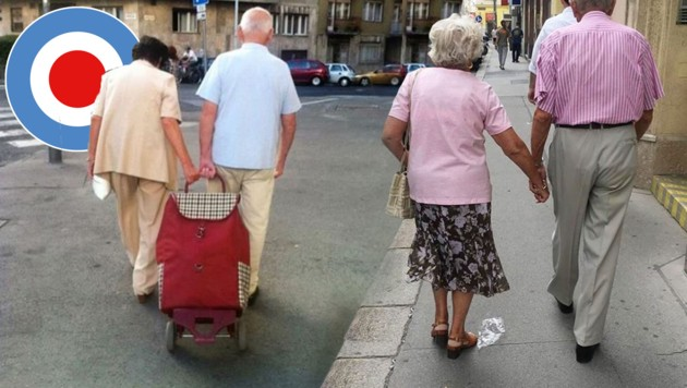 (Bild: instagram.com/granniesofvienna; City4U-Grafik)