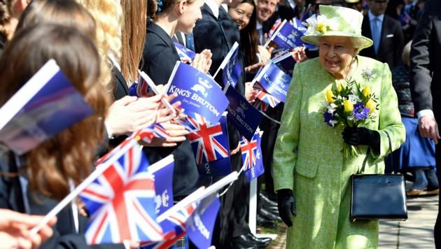 Queen Elisabeth II. (Bild: AP)
