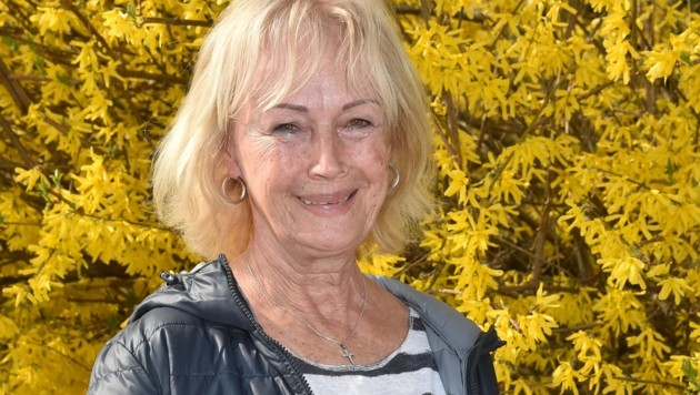 Eva Strasser ist von den Salzburger Landeskliniken (SALK) maßlos enttäuscht. (Bild: Weber Wolfgang/Kronenzeitung)