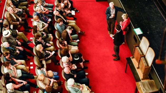Schauspielhaus (Bild: Markus Wenzel)