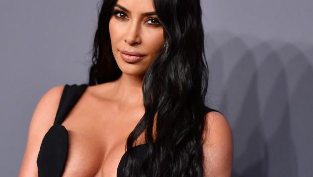 Kim Kardashian (Bild: AFP)