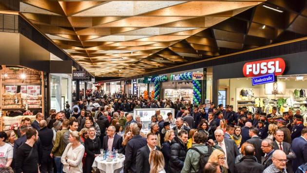 Der Andrang war am Eröffnungstag groß. (Bild: Markus Wenzel)