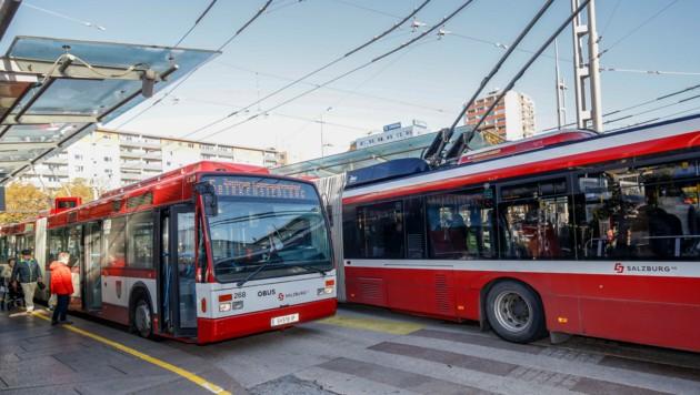 Die Preise für Bustickets werden wieder erhöht (Bild: Markus Tschepp)