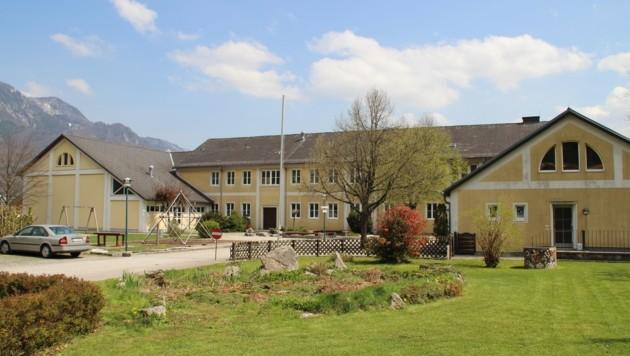 Die Volksschule Leonstein in Grünburg wird saniert. (Bild: ZVG)