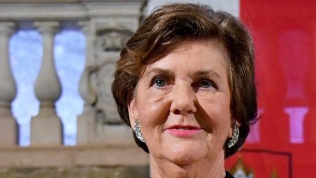 Helga Rabl-Stadler, Präsidentin der Salzburger Festspiele (Bild: APA/BARBARA GINDL)
