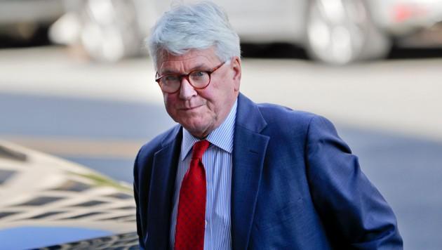 Gregory Craig ist der erste prominente Akteur aus dem Lager der Demokraten, der durch die Russland-Untersuchungen ins Visier der Justiz gelangt ist. (Bild: AP)