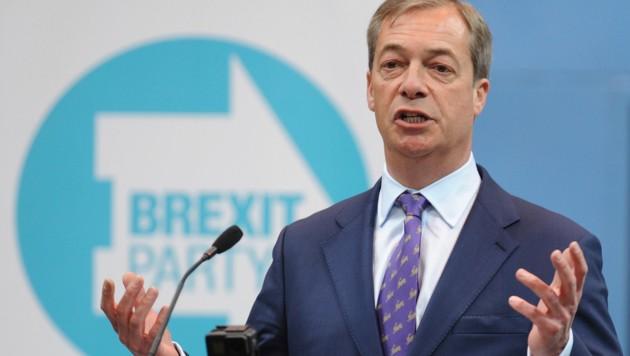 Nigel Farage (Bild: Associated Press)