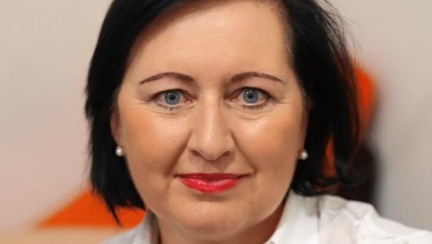 Bildungsdirektorin Elisabeth Meixner (Bild: Sepp Pail)