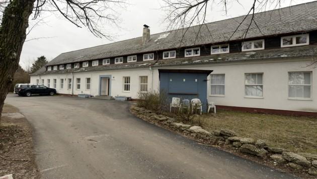 Das ÖJAB Flüchtlingsheim in Greifenstein (Symbolbild) (Bild: APA/HERBERT-PFARRHOFER)