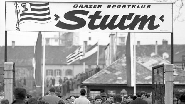 Bis zu 13.000 Besucher strömten zu den Spielen von Sturm (Bild: Friedrich Fischer)